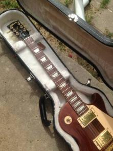 Gibson Les Paul Premium Plus AAA Maple ** Rare Rootbeer**