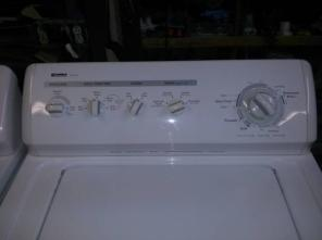 Kenmore 80 series washer and dryer set
