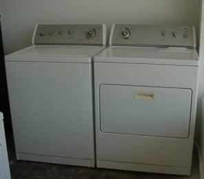 Whirlpool Ultimate Care II Washer And Electric Dryer