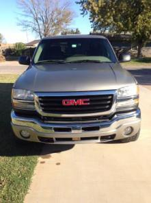 2003 GMC 2500hd 4x4 Duramax