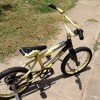 16inch Rallye BMX Decoder Bicycle good condition
